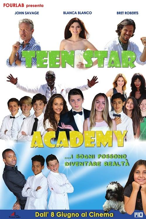 Poster von Teen Star Academy