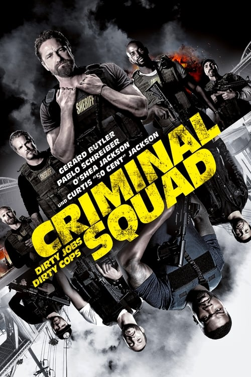 [720p] Criminal Squad (2018) Streaming HD FR