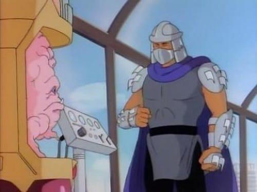 Teenage Mutant Ninja Turtles: Season 3 – Episode Take me to your Leader