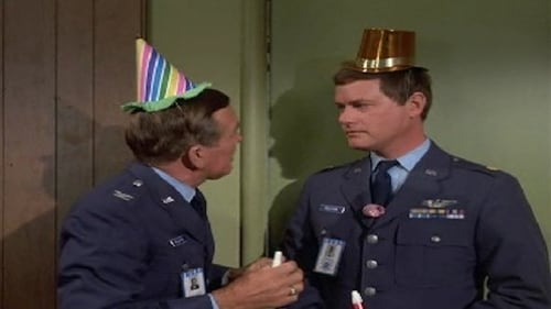I Dream Of Jeannie 1969 720p Extended: Season 5 – Episode Jeannie and the Bachelor Party