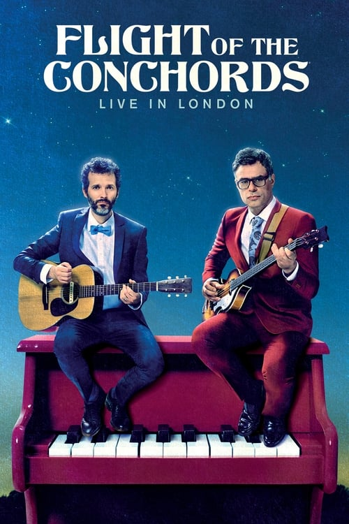 Ver Flight of the Conchords: Live in London En Línea