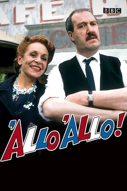 Subtitles 'Allo 'Allo! (1984) in English Free Download | 720p BrRip x264