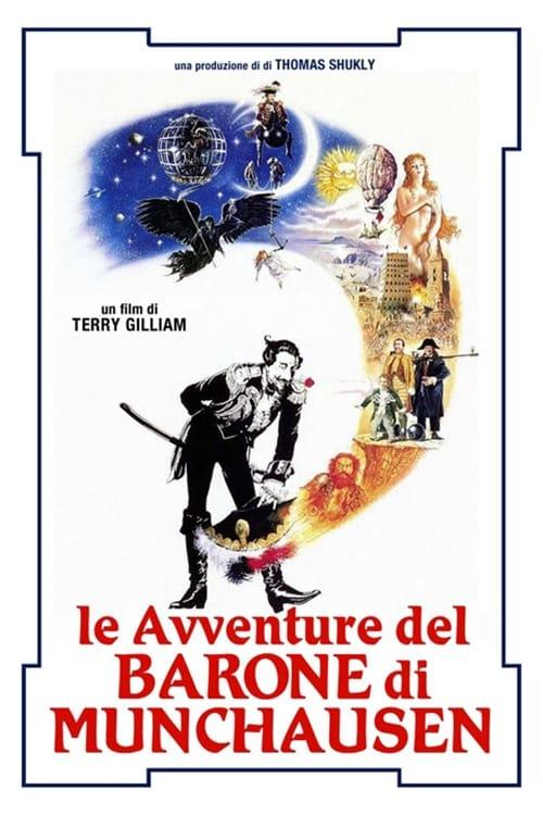 Le avventure del Barone di Munchausen (1988)