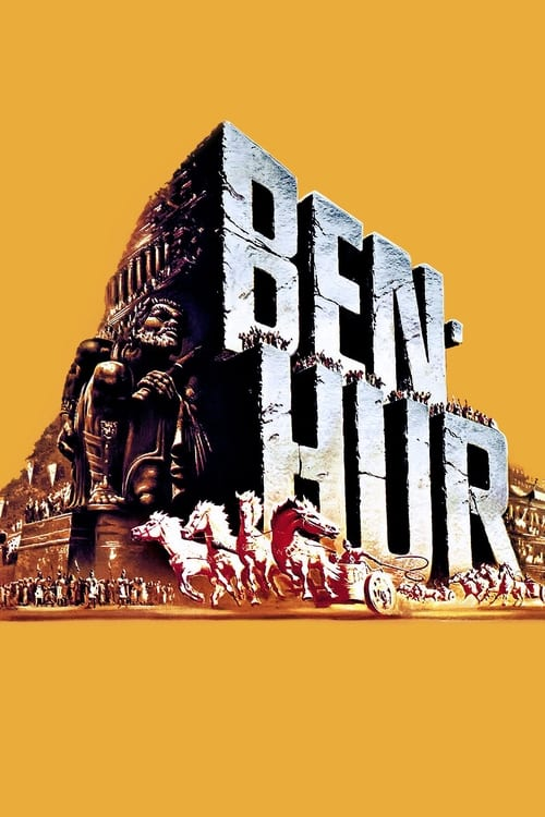 Ben-Hur Movie Poster