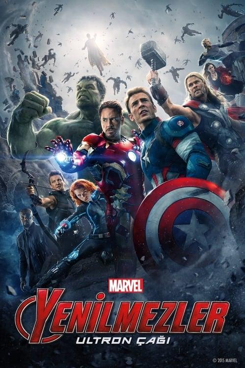 Avengers: Age of Ultron ( Yenilmezler: Ultron Çağı )