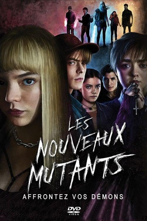 ➤ Les Nouveaux Mutants (2020) streaming Netflix FR