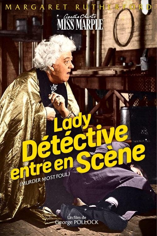 Regarder Lady détective entre en scène (1964) Streaming HD FR