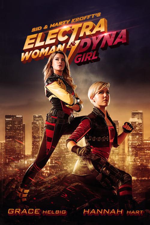 Assistir Electra Woman and Dyna Girl Grátis