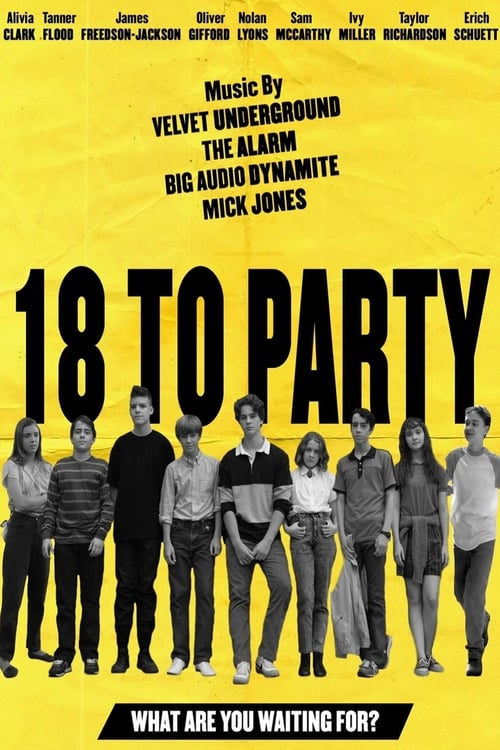 Largescale poster for 18 to Party