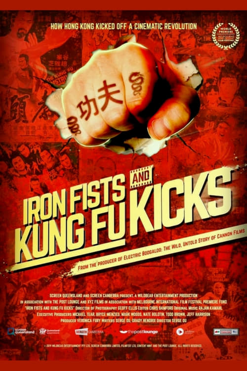 Regarde Le Film Iron Fists and Kung Fu Kicks De Bonne Qualité