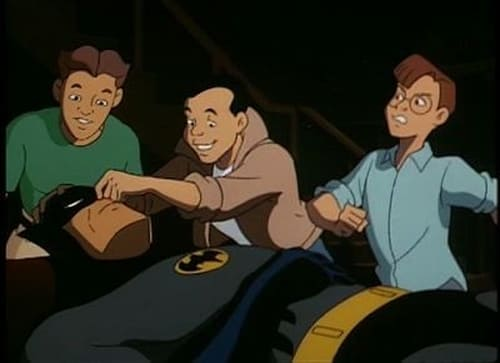 Batman: The Animated Series: Season 1 – Episod I've Got Batman in My Basement