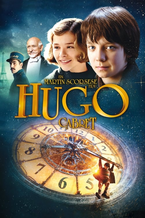 Poster von Hugo Cabret