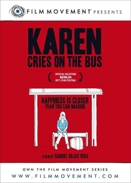 Karen Chora no Ônibus MEGA