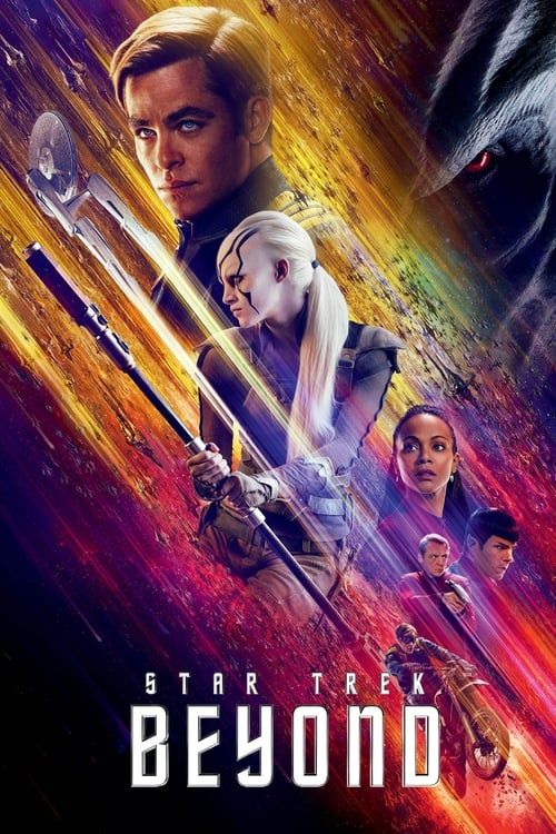 Largescale poster for Star Trek Beyond