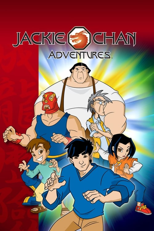 Jackie Chan Adventures-Azwaad Movie Database