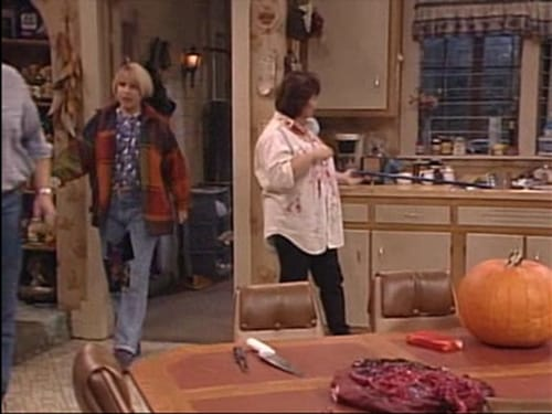 Roseanne 1991 Amazon Prime: Season 4 – Episode Trick Me Up, Trick Me Down
