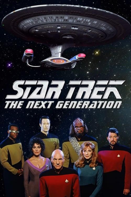 Watch streaming Star Trek: The Next Generation