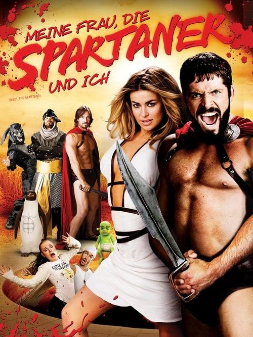 Meine Frau, die Spartaner und ich - Komödie / 2008 / ab 12 Jahre