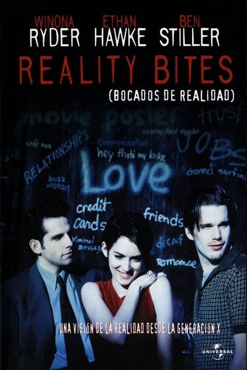 Imagen Reality bites (Bocados de realidad)