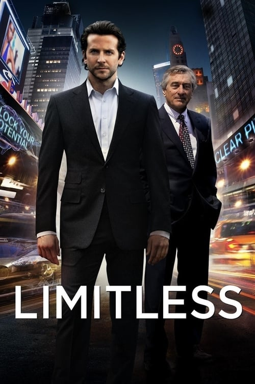 Poster for the movie, 'Limitless'