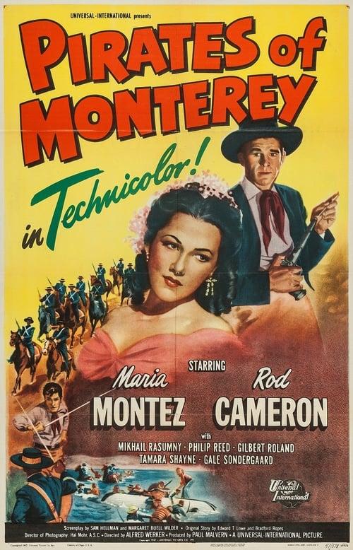 Pirates of Monterey poster