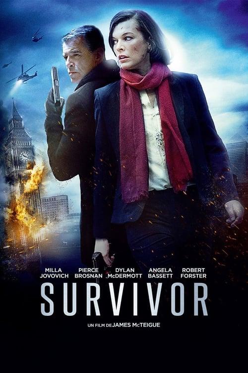 Visualiser Survivor (2015) streaming vf
