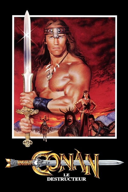 Voir Conan le destructeur (1984) streaming