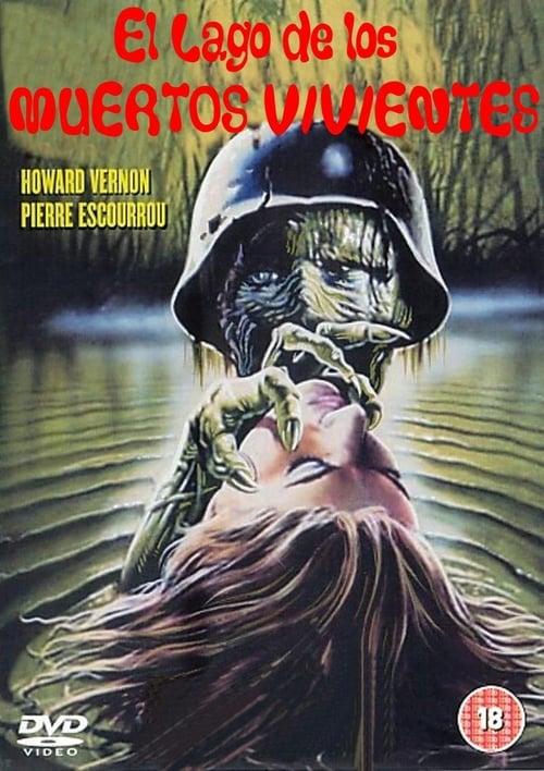 El Lago De Los Muertos Vivientes 1981 Película Completa En Español Latino