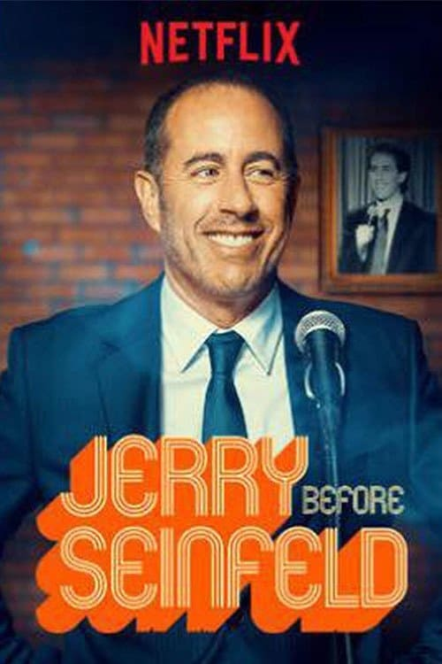 Poster von Jerry Before Seinfeld