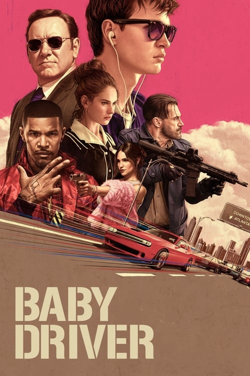 Largescale poster for Baby Driver
