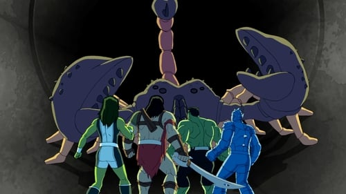Marvel's Hulk and the Agents of S.M.A.S.H: Season 1 – Episod Incredible Shrinking Hulks