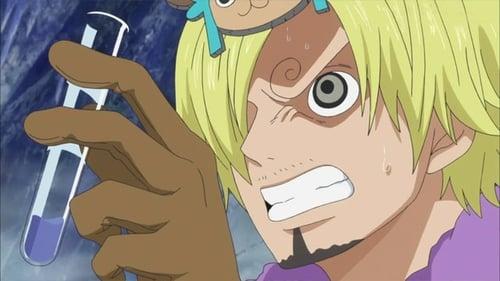 One Piece: Dress Rosa Arc – Episod The Great Clash! Sanji vs. Doflamingo
