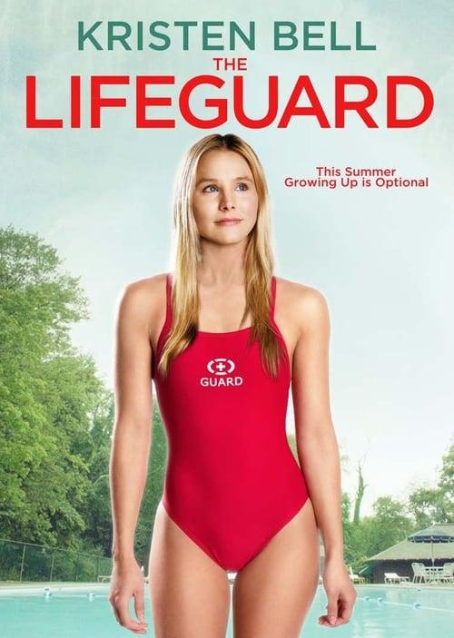 The Lifeguard - Poster