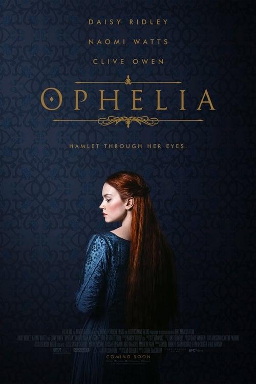 Ophelia Poster