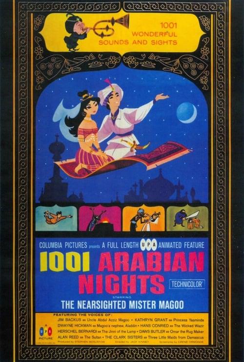 شاهد الفيلم 1001 Arabian Nights باللغة العربية على الإنترنت