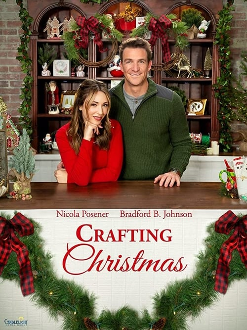 A Crafty Christmas Romance