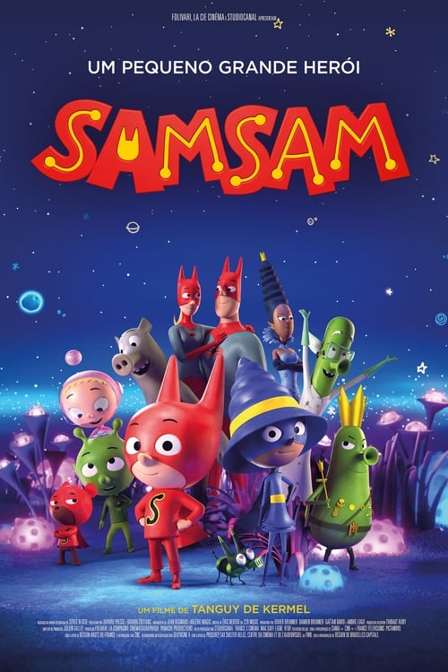 SamSam (PT-PT) (2020)