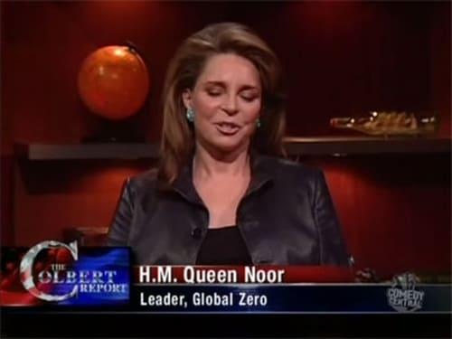 The Colbert Report: Season 5 – Episod Queen Noor