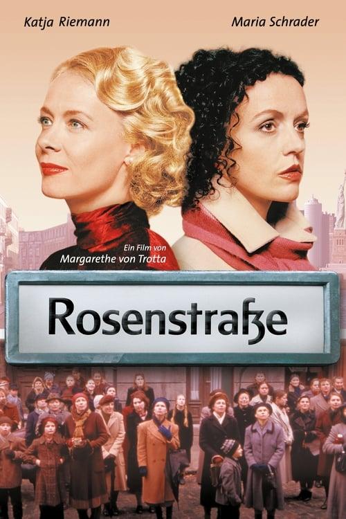Poster von Rosenstraße