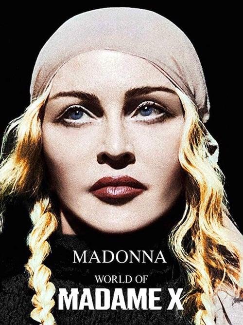 Assistir Filme Madonna - World of Madame X Dublado Em Português