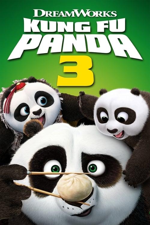 Streaming Kung Fu Panda 3 (2016) Best Quality Movie