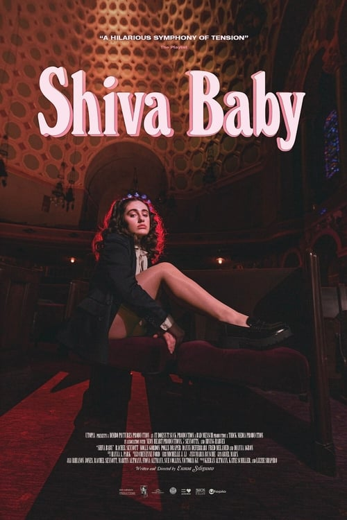 Largescale poster for Shiva Baby