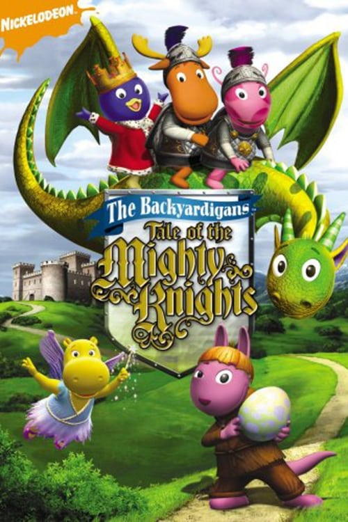 The Backyardigans - Tale of the Mighty Knights MEGA