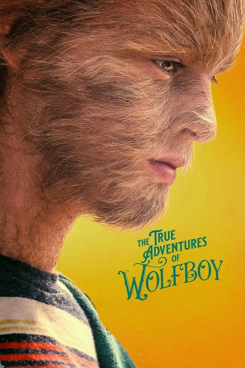 Imagen The True Adventures of Wolfboy