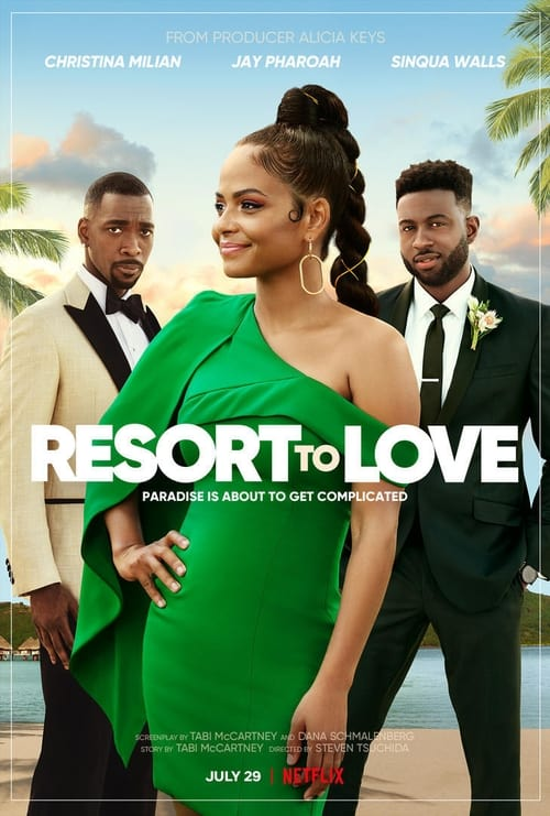 Resort to Love Then see