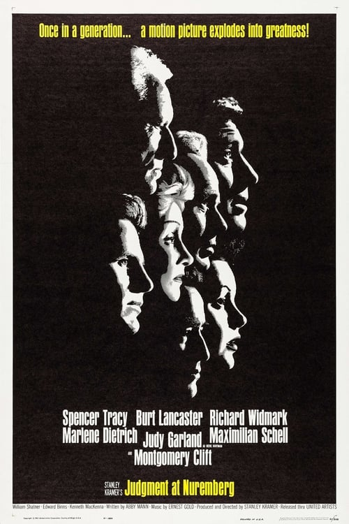 Download Judgment at Nuremberg (1961) Best Quality Movie