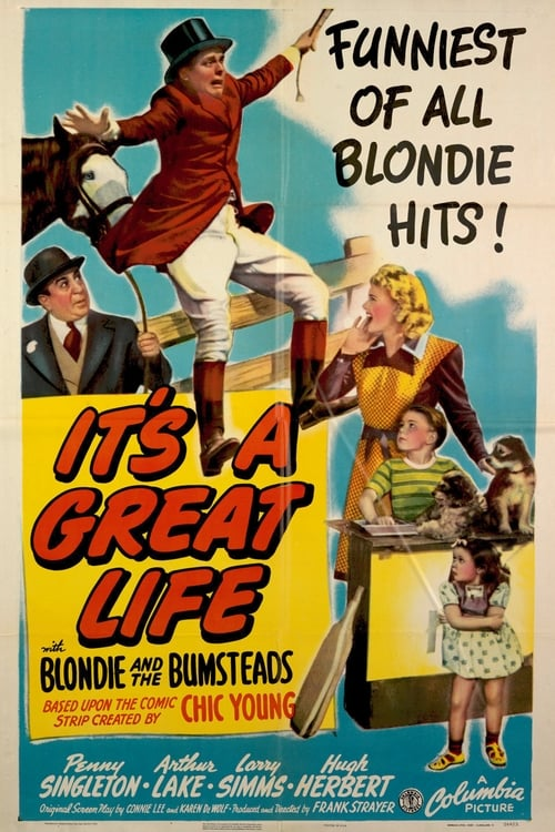 It 39 S A Great Life 1943 Cast Crew The Movie Database Tmdb