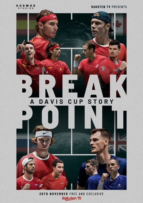 Break Point: A Davis Cup Story poster
