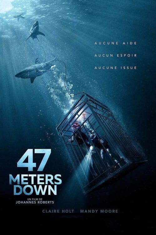 Visualiser 47 Meters Down (2017) streaming vf