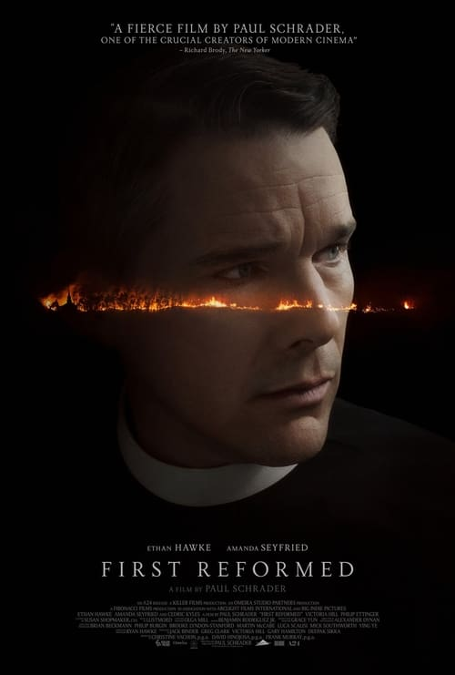 First Reformed Here is the link